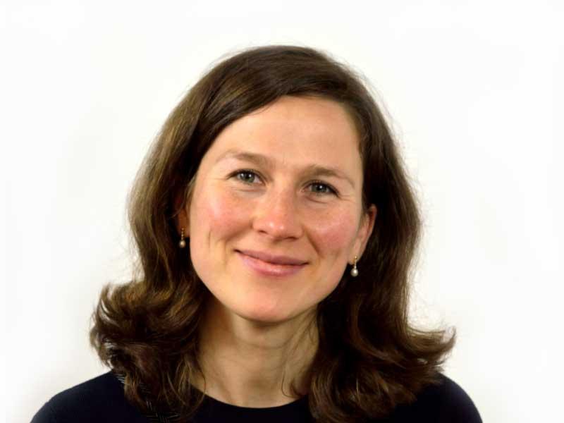 Porträt, Alla Kirsha, Psychotherapeutin, Migrant Expert