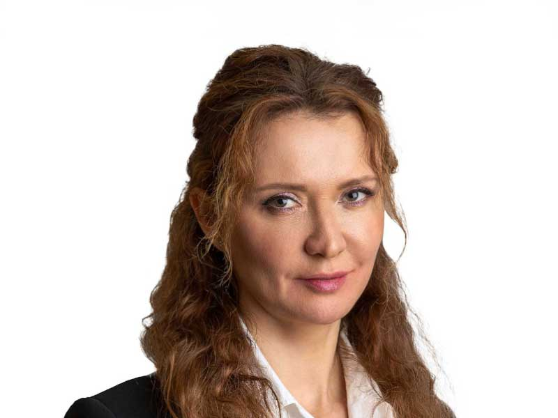 Porträt, Tetyna Stangl, CEO, Migrant Expert